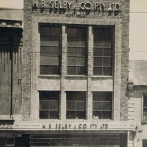 H.B. Selby & Co office at 393 Swanston Street, Melbourne
